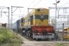 CLA WDS6 36122 at Mumbai CST