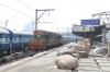 CLA WDS6 36042 at Mumbai CST