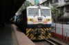 KYN WDP4D 40235 at Dadar after arrival with 12072 0445 Jalna - Dadar