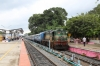 GOC WDG3A 14797 at Sengottai after arriving with 56733 1115 Madurai Jn - Sengottai