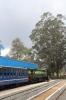 GOC YDM4 6724 waits to depart Udagamandalam (Ooty) with 56142 1215 Udagamandalam (Ooty) - Coonoor
