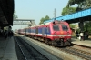 BNDM based DMU at Sambalpur Road with 78103 0725 Rourkela Jn - Sambalpur Jn