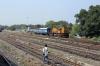BNDM WDM3D 11146 shunting at Sambalpur Jn