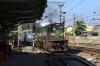 GOC WDG3A 13539 arrives into Quillon Jn 56700 2315 (P) Madurai Jn - Punalur (via Nagercoil Jn)