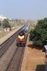VSKP WDM3D 11548 runs through Mancheswar with 12891 0420 Bangriposi - Bhubaneswar