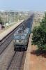 KYN WAG9 31416 runs through Mancheswar with a coal train