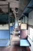 53081 1130 Rampurhat - Dumka departs its origin; this is the view inside the front coach!