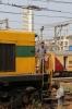 CLA WDS6 36106 shunting stock at Mumbai CST