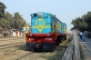 Newly arrived at Sakri Jn - NKE YDM4, after attention at Izatnagar, 6514