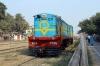 Newly arrived at Sakri Jn - NKE YDM4, after attention at Izatnagar, 6514