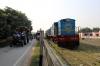 Newly arrived at Sakri Jn - NKE YDM4's, after attention at Izatnagar, 6530 & 6465