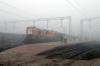 LDH WDG3A 14847 waits to depart Katihar Jn with 55537 0820 Katihar Jn - Samastipur Jn