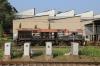 RTM WDM3S 18626 on shed at Mumbai Bandra Terminus