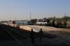 ABR WDM3A 16796 at Bhagat Ki Kothi with 22422 1055 Bhagat Ki Kothi - Delhi Sarai Rohilla