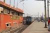 LDH WAG7 27858 arrives into Patna Jn with 53229 0500 Rajgir - Danapur