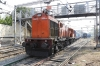 MLY WDG3A 13374 shunts stock at Hyderabad Deccan Nampally