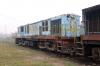 NKE YDM4 6465 at Jhanjharpur Jn