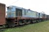 Jhanjhapur Jn scrap line No.1 - NKE YDM4 6510