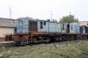Jhanjhapur Jn scrap line No.2 - NKE YDM4 6590