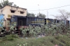 Jhanjharpur Jn scrap line No.2 - NKE YDM4 6495