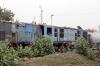Jhanjharpur Jn scrap line No.2 - NKE YDM4 6512