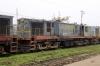 Jhanjharpur Jn scrap line No.1 - NKE YDM4 6458