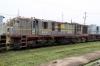 Jhanjharpur Jn scrap line No.1 - NKE YDM4 6682