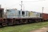 Jhanjharpur Jn scrap line No.1 - NKE YDM4 6510