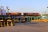 GTL WDG3A's 13225/13255 outside Visakhapatnam Jn station after arriving with 17016 1650 (P) Secunderabad Jn - Bhubaneswar
