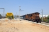 MLY WDG3A 13251 waits at Malkajgiri with 57308 1240 Medchal - Kacheguda passenger
