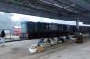 NKE YDM4 6471 waits to depart Saharsa Jn with 52324 0730 Saharsa Jn - Tharbitia