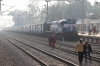 R WDM3A 16074 at Mahasamund with 58208 0130 Junagarh Road - Raipur Jn