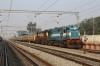 VSKP WDG3A's 14536/14544 wait time at Mahasamund with 12808 0835 (P) Hazrat Nizamuddin - Visakhapatnam Jn Samta Express