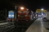 KZJ WDG3A's 13446/14777 wait time at Ajmer Jn with 12720 2035 (09/01) Hyderabad Deccan Nampally - Jaipur Jn. LDH WDM3A 14068 stands alongside