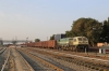 BGKT WDG4 12198 waits the road north at Marwar Jn with a freight