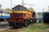 KZJ WDM2S Jumbo 017796 shunts stock at Hyderabad Deccan Nampally