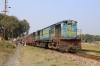 IZN YDM4 6533 at Belrayan with 52520 0635 Mailani Jn - Bahraich