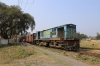IZN YDM4 6507 at Belrayan with 52252 0840 Mailani Jn - Bahraich