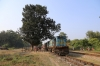 IZN YDM4 6507 at Murthiha with 52252 0840 Mailani Jn - Bahraich
