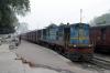 IZN YDM4 6571 at Aishbagh with 52246 1755 Aishbagh - Mailani Jn