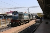 ET WDM3A 14109 leads dead classmate 14108 at Jabalpur Jn while working 51190 1920 (P) Chheoki Jn - Itarsi Jn Passenger