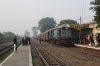 IZN YDM4 6601 arrives into Palia Kalan with 52520 0635 Mailani Jn - Bahraich