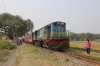 IZN YDM4 6520 at Belrayan with 52252 0840 Mailani Jn - Bahraich