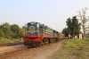 IZN YDM4 6552 at Bichia with 52251 1105 Bahraich - Mailani Jn