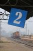 PTRU WDM3A 16520 arrives into Mahesmunda Jn with 53366 0500 Koderma Jn - Mahesmunda Jn