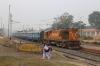 PTRU WDM3A 16520 at Mahesmunda Jn after arriving with 53366 0500 Koderma Jn - Mahesmunda Jn