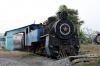 Mettupalayam Steam Shed - ONR X Class 37384