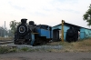 Mettupalayam Steam Shed - ONR X Class 37384 & 37386