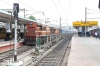 KZJ WDG3A's 13378/14897 at Secunderabad Jn after arrival with 17234 0210 Balharshah Jn - Secunderabad Jn