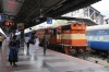 PA WDG3A 13548 at Hyderabad DN after arriving with 57131 0905 Bolarum - Hyderabad DN